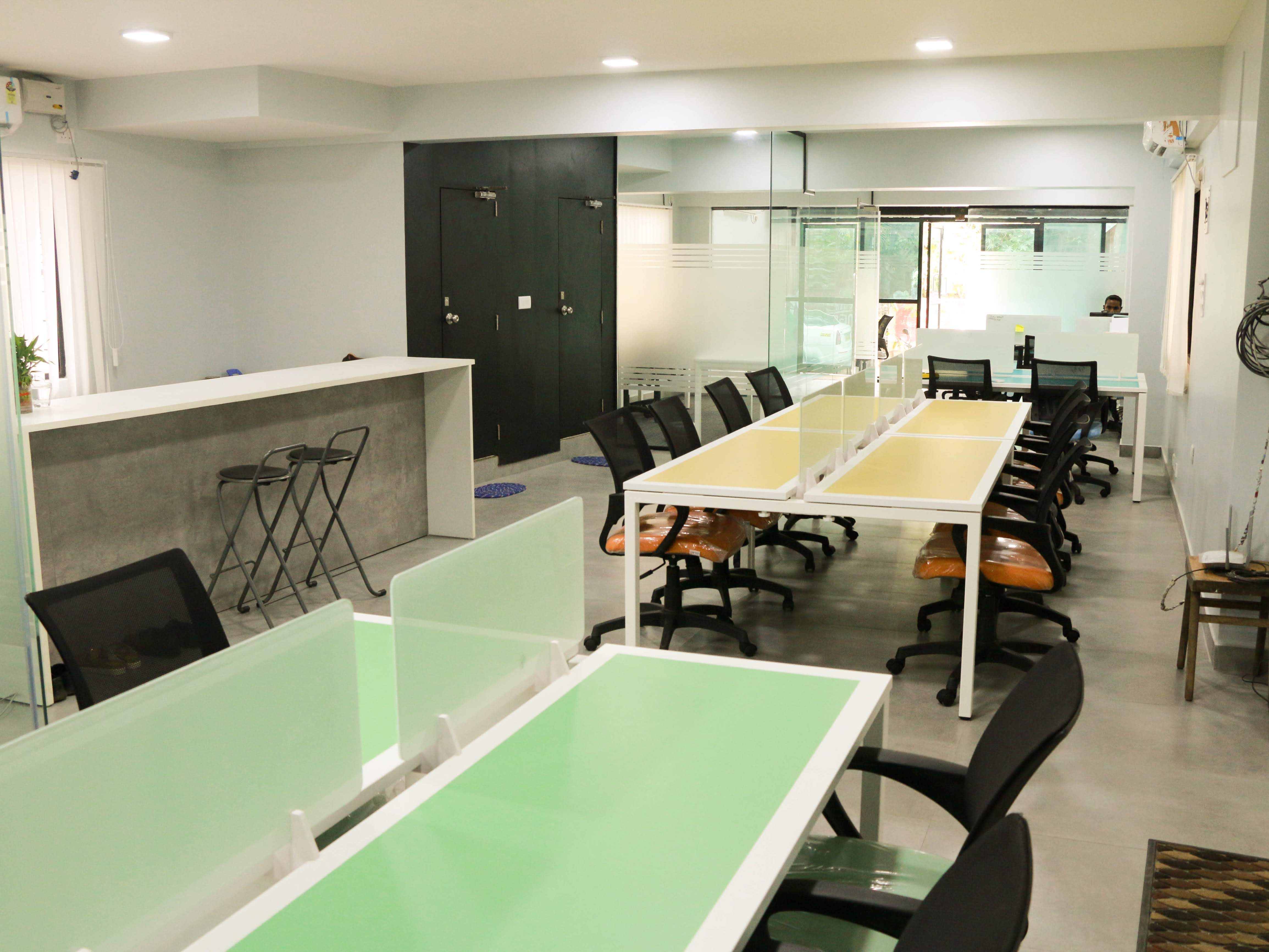 New Feature: 24-7 Co-working Service